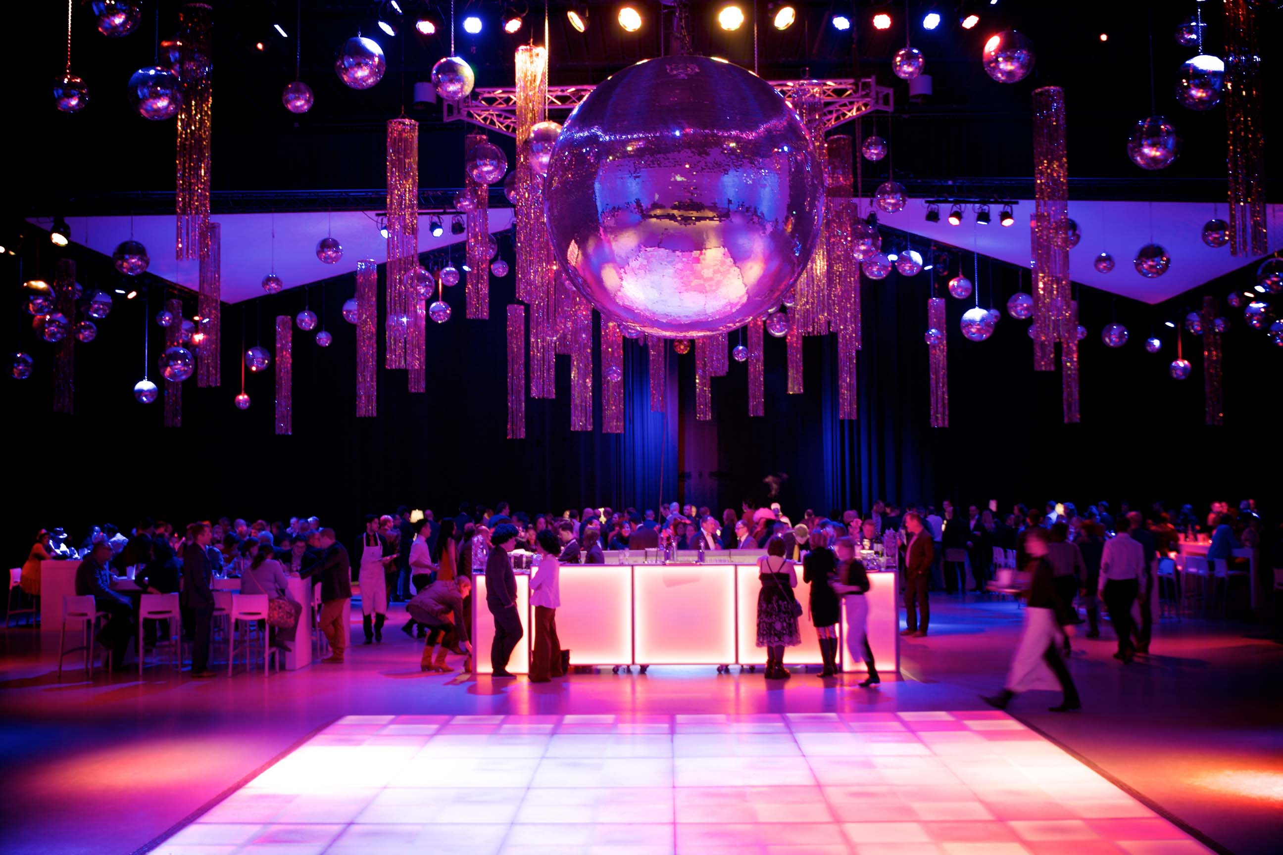 Image result for How to organize a disco party