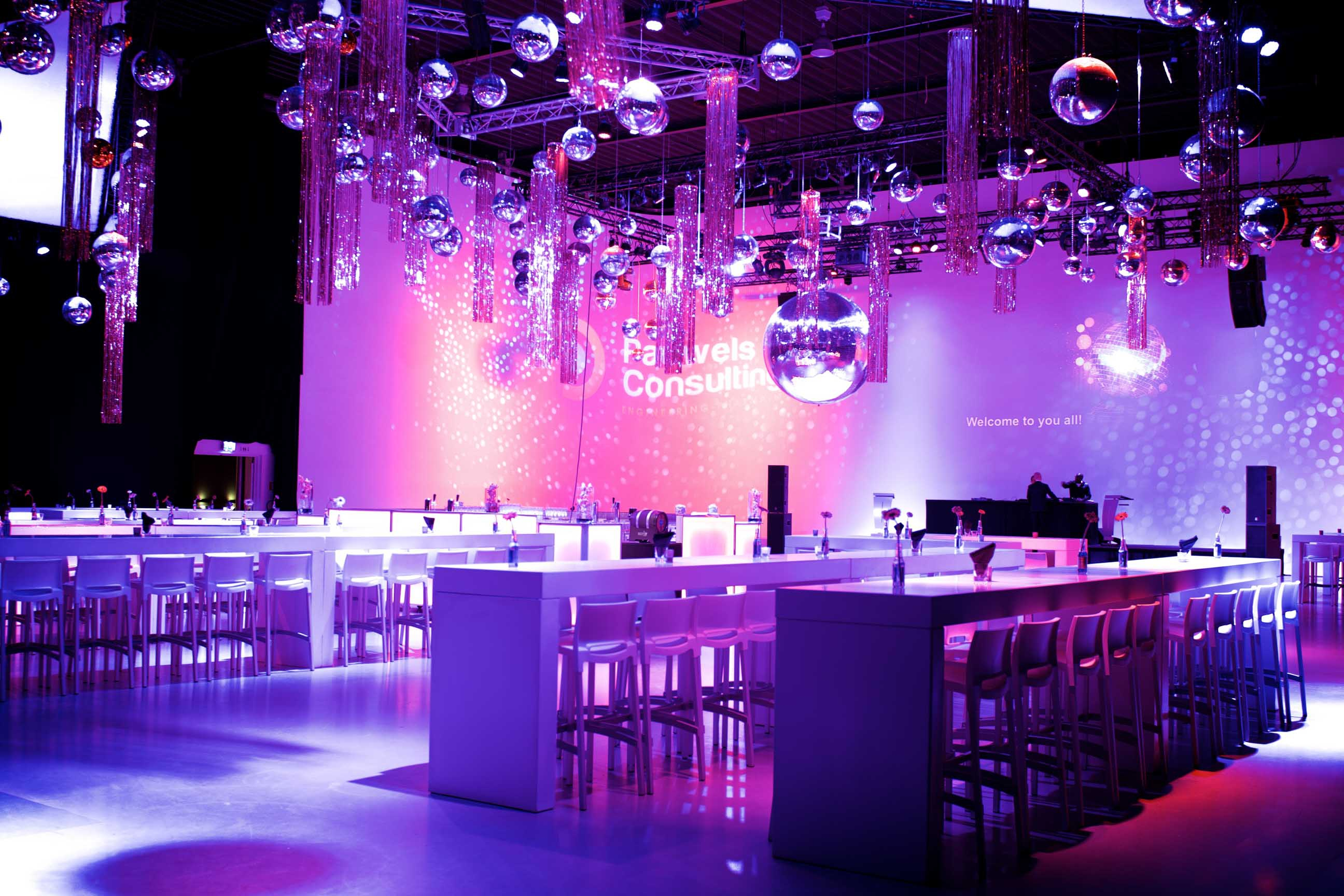 Organize A Beautiful Staff Party At Event Lounge In Brussels