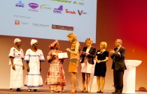 Princess Mathilde at Womed Award 2013