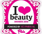 "DDMC Event Design organised the ""I Love Beauty Award"" at Event Lounge"